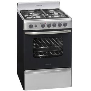 Cocina Multigas  Longvie 19601X Inox 60 CM