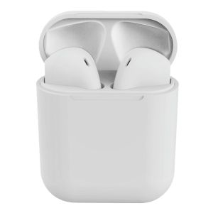 Auriculares in ear i12 TWS The Game House Blanco