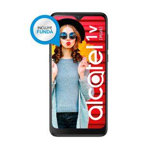 Celular Alcatel 1V Plus 32 GB Negro