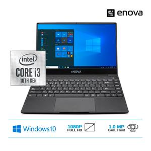 "Notebook eNova 14"" Core i3-1005G1 8GB RAM 240GB SSD C141EP-I3ST-W10H"