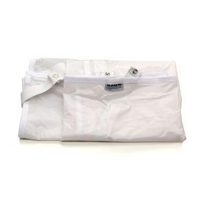 Cubrecolchon adaptable con aroma y cintas ajustables Baby Innovation Blanco