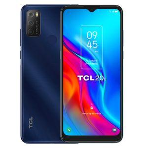 Celular TCL 20E 128Gb Rom 4Gb Ram Twilight Blue 33596