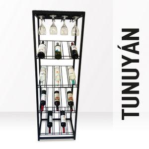 Cava de Vino para 20 botellas - Tunuyan -Mb HIERROS.