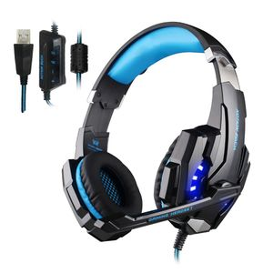 Auriculares Gamer Kotion Each G9000 PC PS4