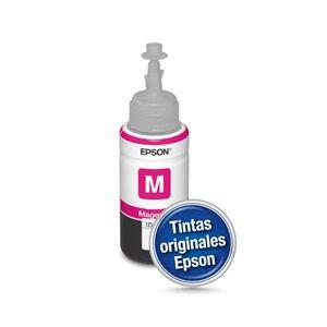 Botella de Tinta Magenta Epson T664 70ml