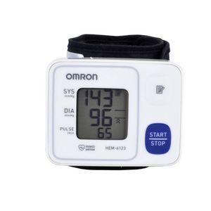 Tensiómetro Digital Automático de Muñeca OMRON HEM-6123
