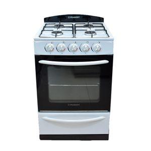 Cocina Peabody Multigas 56cm Blanca
