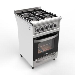 Cocina Fornax Profesional Grat CV55GV 55CM