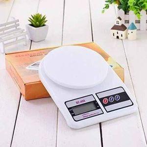 Balanza De Cocina Digital Tara Desde 1gr , 5kg , 7 Kg Hasta 10 Kg A Pilas