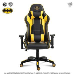 Silla gamer Level Up Silla Gamer Pc Dc Batman Comic Gaming