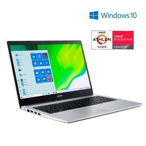 """Notebook Acer 14"""" AMD Silver 1TB 4GB A314-22-R54Q"""