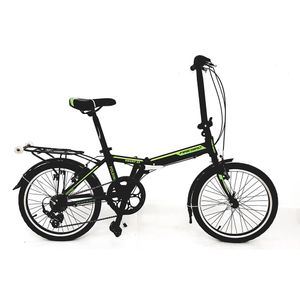 "Bicicleta Plegable Rodado 20"" Fire Bird Negra"