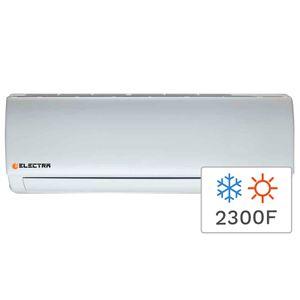 Aire Acondicionado Split Frio/Calor Electra Trend  2300F 2600W TRDO26