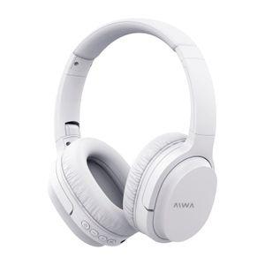 Auricular Vincha Bluetooth Aiwa Plegable con Micrófono AVA-BT301B