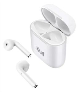 Auriculares Bluetooth Tws Iqual B11hd Tactil iPhone Android
