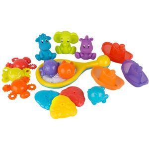 Juguete Didáctico Playgro Bath Time Activity Gift Pack