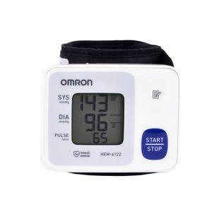 Tensiómetro Digital Automático de Muñeca OMRON HEM-6122