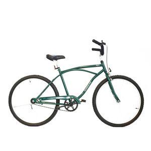 Bicicleta de Paseo Randers Rodado 26 Verde