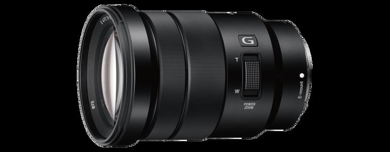 Lente Objetivo Sony SELP18105G E Pz 18-105MM F4 G Aps-c