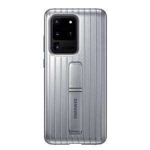Funda Samsung Protective Standing Cover Galaxy S2O Ultra Plata
