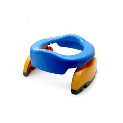 Pelela plegable para poder trasladar y utilizar fuera del hogar Baby Innovation Transportable Azul