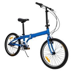 """Bicicleta Plegable Rodado 20"""" Philco Yoga 3S"""