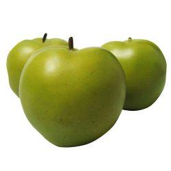 Manzanas Decorativas Verde Mini En Estuche Set X 12