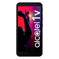 Celular Libre Alcatel 1V Metallic Black