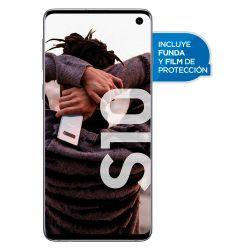 Celular Libre Samsung Galaxy S10 Blanco