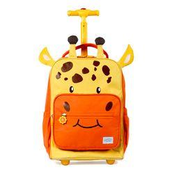 Mochila Escolar Infantil J-World NY Twise Giraffe