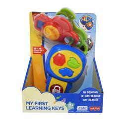 Llaves con Luz y Sonido My First Talking Key 4234T