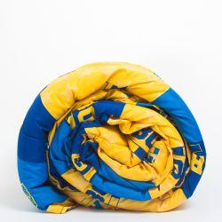 Acolchado Boca Juniors Twin A Amarillo