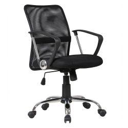 illa De Oficina Ejecutivo Red P/escritorio C/ruedas