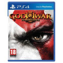 Juego PS4 God Of War III
