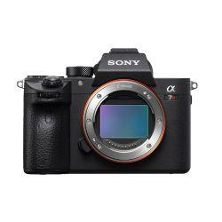 Cámara Sony a7R III con Enfoque Automático Full Frame 35 mm ILCE7RM3