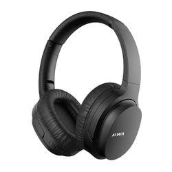 Auricular Vincha Bluetooth Aiwa Plegable con Micrófono AVA-BT301N