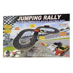 Pista de Autos Jumping Rally 63123