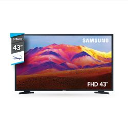 "Smart TV Full HD Samsung 43"" UN43T5300A"