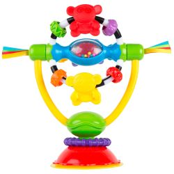Juguete didáctico Playgro HIGH CHAIR SPINNING TOY
