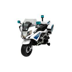 Moto a Batería Bebitos BMW Polícia R1200 Blanca