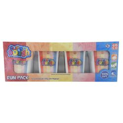 Juego de Masa Super Dough Fun Pack 4 6121