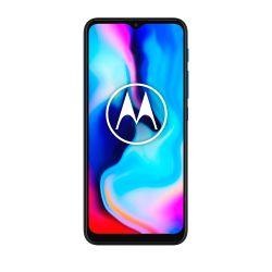 Celular Libre Motorola E7 Plus Azul