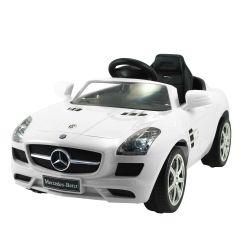 Auto a Batería Bebitos Mercedes Benz AMG63 Blanco