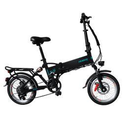 Bicicleta Eléctrica Mobox rodado 16 Negra