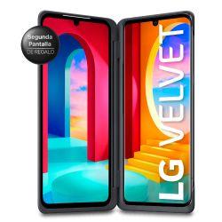 Celular Libre LG Velvet + Dual Screen