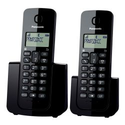 Teléfono inalámbrico Panasonic KX-TGB112AGB DUO