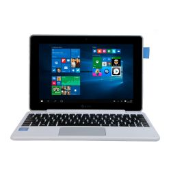 "Notebook 2 en 1 EXO 10"" Atom 2 GB 64 GB SSD TW7 Touch"