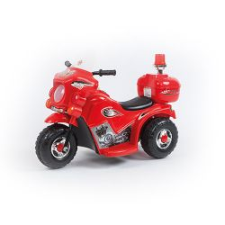 Moto a Bateria Love 3006 Rojo