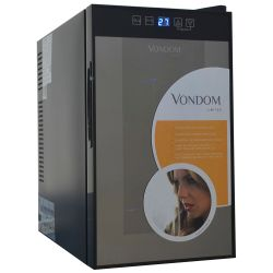 Cava de vinos Vondom Linea Limited T8FLAT para 8 botellas