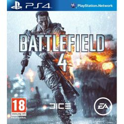 Juego PS4 Electronic Arts Battlefield 4